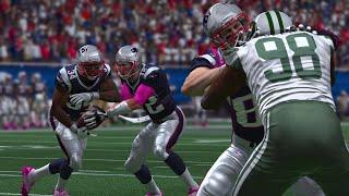 Madden 15 (PS4): Thursday Night Football - Patriots vs Jets Sim