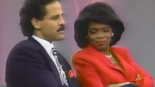 Why Oprah Never Married Stedman