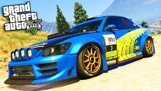 GTA Online: Fully Upgraded SULTAN RS Rally Build & Customisation - New Super Car! (GTA 5 DLC Update)