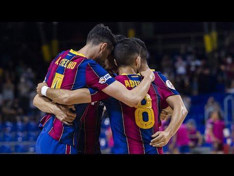 Barça - Inter FS Cuartos de Final Partido 3 Temp 20 21