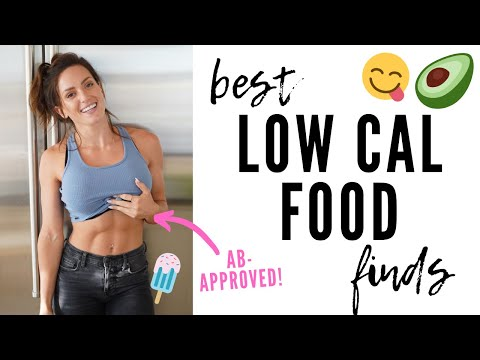 BEST LOW-CAL FOOD FINDS – watch this if you're dieting!