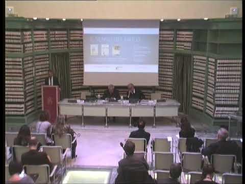 """Sen. Emilia De Biasi alla presentazione del libro """"il senso del gioco"""" di Gn Media"""