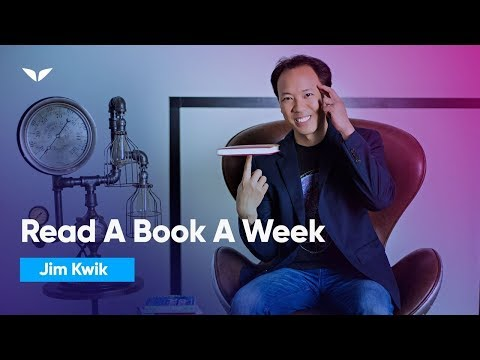 How To Read One Book Every Week   JIm Kwik