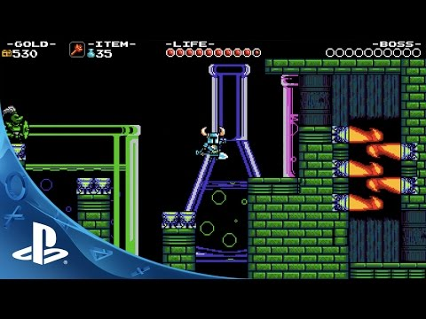 Shovel Knight Trailer
