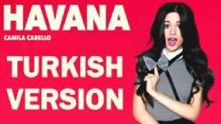 Efe Burak-Havana-Türkçe Cover