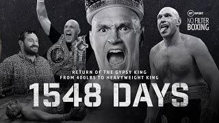 1548 Days: Return of The Gypsy King full documentary