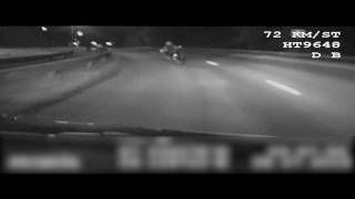 Jaunietis ar paštaisītu mopēdu bēg no policijas un avarē