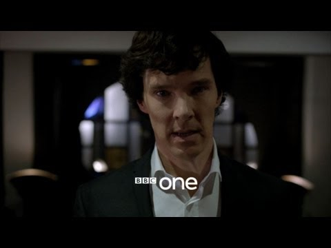 Sherlock: Series 3 Teaser Trailer - BBC One - Smashpipe Entertainment