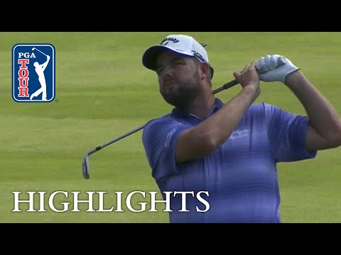 Marc Leishman?s extended highlights | Round 1| BMW Championship