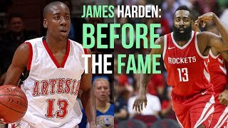 James Harden: Before the Beard