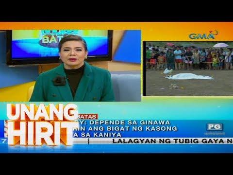 Kapuso sa Batas: Pananagutan ng salarin sa karumal-dumal na pagpatay sa 16-anyos na dalgita sa Cebu