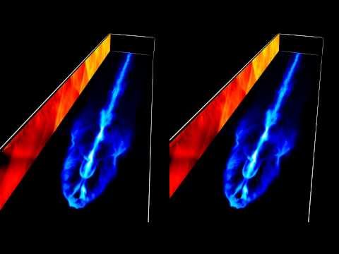 Towards air-breathing hypersonic vehicles through numerical simulations - PSAAP at Stanford