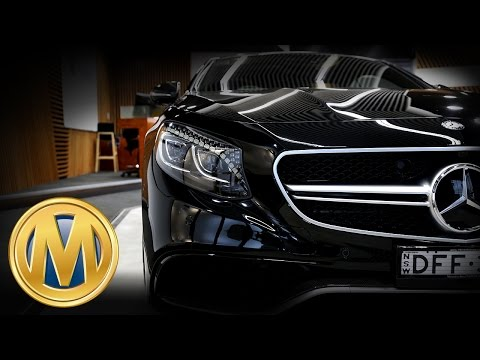 2015 Mercedes-Benz S63 AMG @ Prestige Auction IV