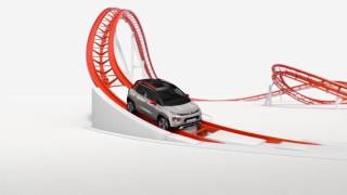 Nuovo Compact SUV Citroën C3 Aircross: Grip Control e Hill Assist
