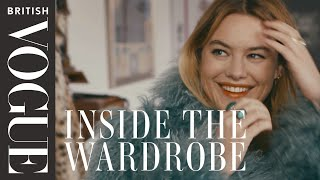 Camille Rowe's French Style Secrets: Inside the Wardrobe | British Vogue