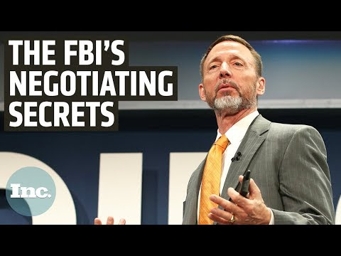 An FBI Negotiator's Secret to Winning Any Exchange | Inc.