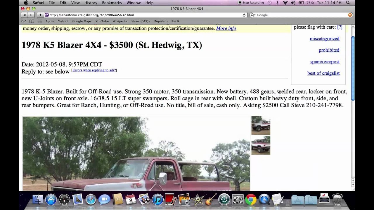 Craigslist San Antonio Used Cars And Trucks Prices Under