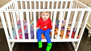 Little Baby Stefy doesn't go to sleep | Funny Songs for Kids - Youtube