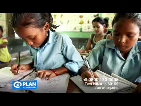 Support the Girls Fund with Plan International UK - 2017 TV ad (short version)