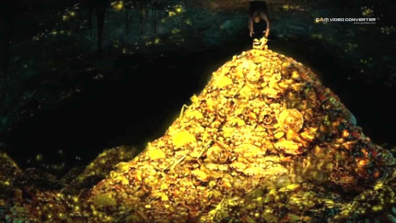 Hidden Gold Revealed Unrevealed Fifth Door Of