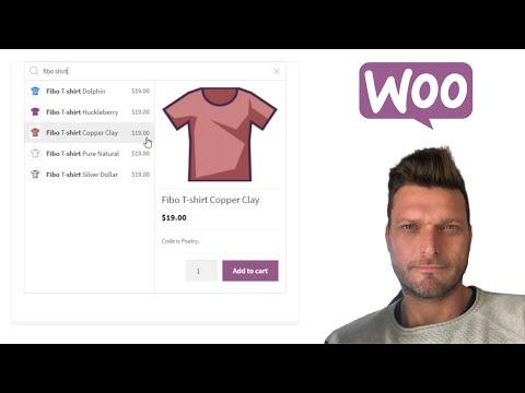 ✅ Buscador de Productos AJAX GRATUITO para WOOCOMMERCE | FiboSearch