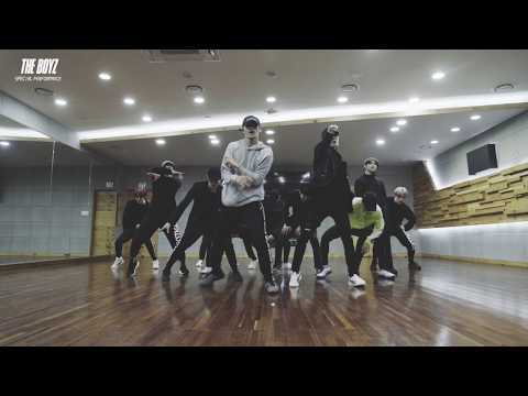 THE BOYZ(더보이즈) _ 'Special performance (MMA + AAA)' DANCE PRACTICE VIDEO