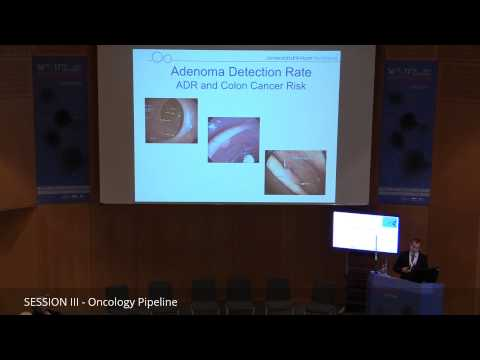 Friedrich Kilian: Innovations in colonoscopic colorectal cancer screening