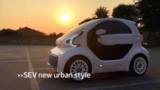 LSEV - 3D Printed Electric Car