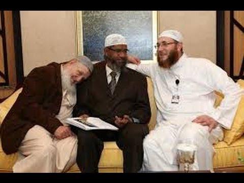 Muslim Jihadist Accepted ''Jesus is God'' and Zakir Naik, Br. Imran and Ahmed Deedat (IPIC) ashamed