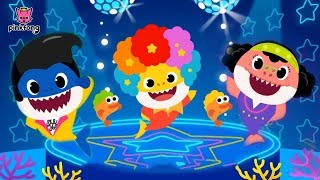 Disco Baby Shark Dance Kids Songs | Sing and Dance! Songs For Children
