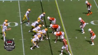 Pittsburgh Panthers vs. Miami Hurricanes   2020 College Football Highlights