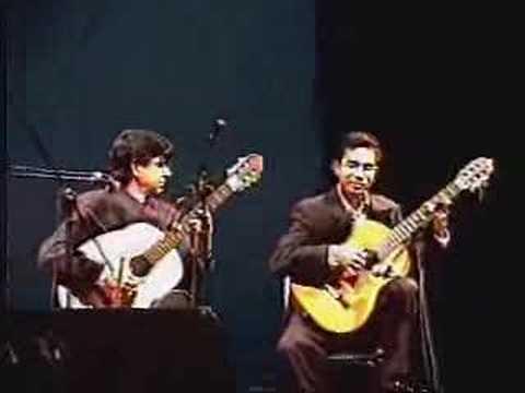 Ruben Teran y Terry Pazmiño