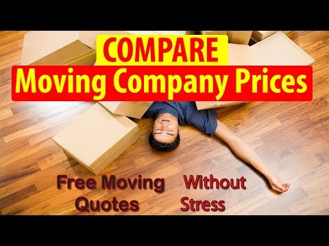 Compare Moving Company Prices | Get 7 FREE Moving Quotes & Save 35%