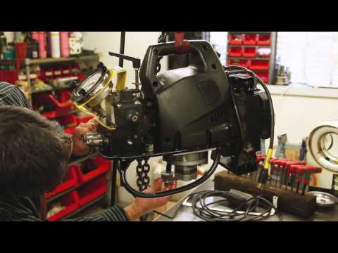 How To Maintain Enerpac's ZU4 Pump