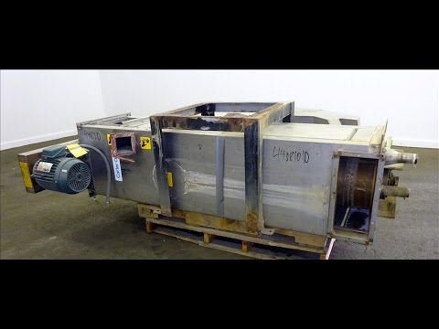 Used- Carter Day Spin-Away Spin Dryer, Model DBA2 - stock # 44081010