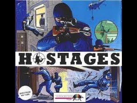 BITeLog 008D: Hostages (PC) LONGPLAY