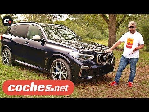 BMW X5 2019 SUV | Primera Prueba / Test / Review en español | coches.net