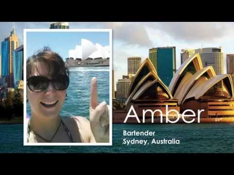Work Experience Participant Amber in Australia!