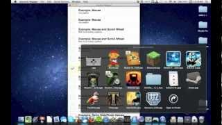 Instructions to follow for playing PS3 games in Mac?