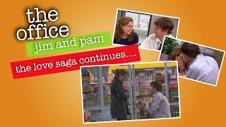 Jim and Pam: The Love Saga Continues  - The Office US