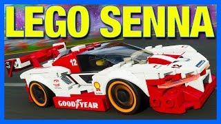 Forza Horizon 4 LEGO Let's Play : LEGO McLaren Senna Customization!! (Part 4)