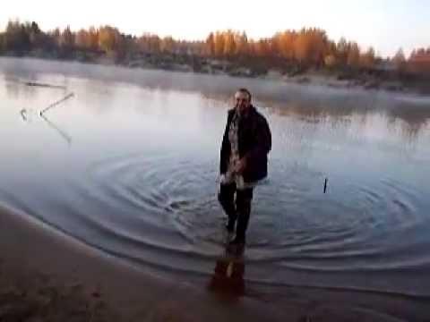 река Чулым 2011