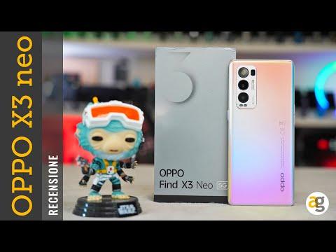 Recensione OPPO Find X3 NEO 5G
