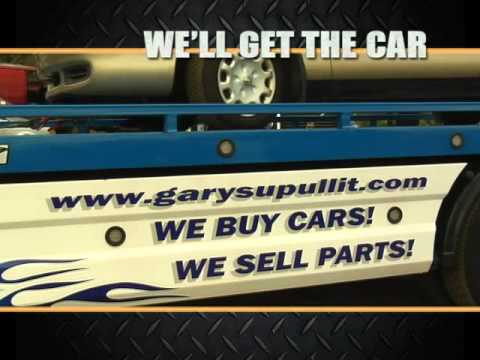 Gary's-U-Pull-It - Binghamton's Leading Used Parts Yard - (607) 775-1900
