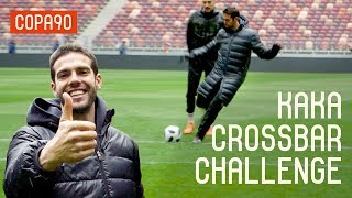 Special Edition Kaka Crossbar Challenge