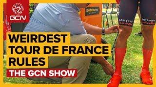 The Weirdest Rules Of The Tour de France | GCN Show Ep. 340