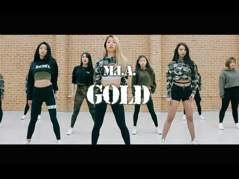 M.I.A - Gold | LUCY CHOREOGRAPHY