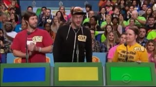 Adam Dutkiewicz Of Killswitch Engage On The Price Is Right