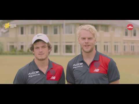 Jack Watts and Angus Brayshaw take on The Longest Day