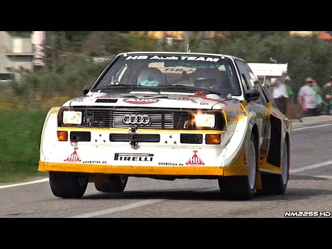 Audi Quattro S1 Group B PURE SOUND